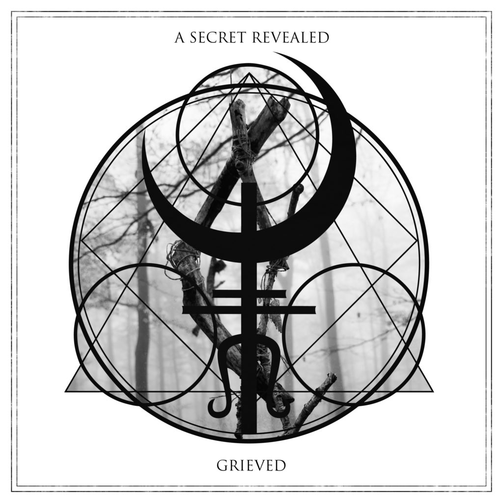A Secret Revealed - Grieved Cover 3000